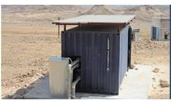 Container Systems for Drinking Water Treatment