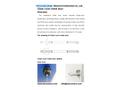 Wonzone - Clean Room Aluminum Door Brochure