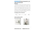 Wonzone - Clean Room Steel Door Brochure