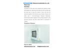 Wonzone - Pass Box Brochure