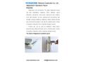 Wonzone - Magnesium Sandwich Panel Brochure