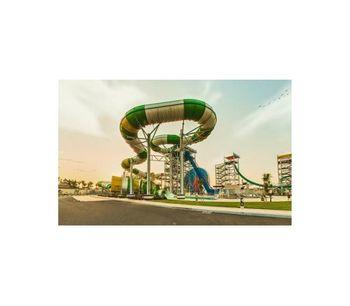 Water Slide-Constrictor Slide