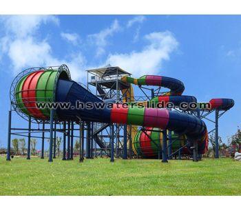 Water Slide-Constrictor Slide-1