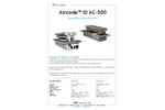 Aircode - Model ID AC-500 - Ventilation System Brochure