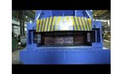 India First Horizontal Shear by Advance Recycling Solutions LLP (ARS) Video