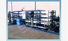 B & P - Brackish Water Desalination Units (Reverse Osmosis)