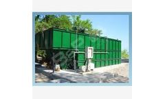 B & P - Packaged MBR and Activated Sludge Plants