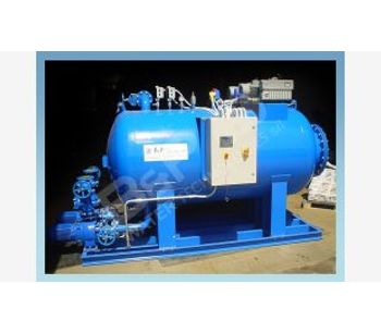 B & P - Vacuum Sewer Systems for Black Waters and Bilge Waters