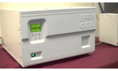 Benchtop Multistream Gas Analysis - QGA from Hiden Analytical - Video