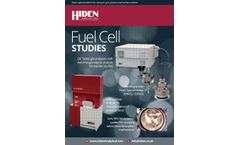 Fuel Cell Studies - Brochure