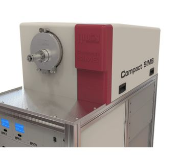 Hiden - Compact Secondary Ion Mass Spectrometry (SIMS) Tool