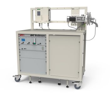QIC BioStream - Bioreactor Off Gas Analyser, an Integrated Mass Spectrometer and Selector Valve System