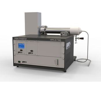 Hiden - Model HPR-20 TMS - Specialist Gas Analysis System for Fast Event Transient Analysis
