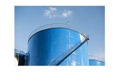 Stainless Steel Drinking Water Storage Tank