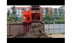 KES Slurry Separation system for trenchless construction Video