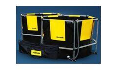 FASTANK - Model 1,3,5 - Flexible Liquid Storage Container