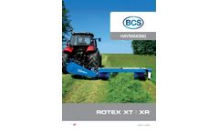 Haymaking - ROTEX XT I XR - Brochure
