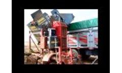 Right-RoyerMak - Sugar Beet Harvester Machine Video