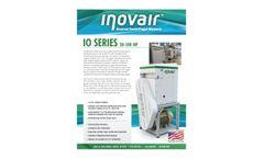 Inovair - Model IO Series - Turbo Blowers Brochure