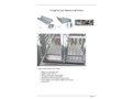 Chima-Asia - Trough for Sow, Weaner and Finisher Brochure