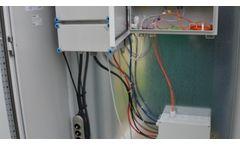 Fluves - Model DTS & DSS - Distributed Temperature Sensors
