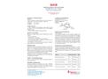Model G418 - Geneticin Solution Brochure