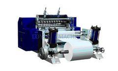 Loyal - Model HC-T500/700/900/1100 - Thermal Paper Slitting Rewinding Machine