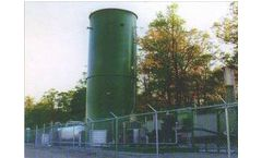 FAV Systems - Model FAV-WG-TDU - Waste Gas Quiet Burn