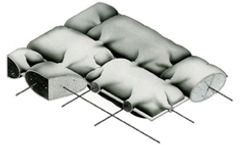 Synthetex - Articulating Block Concrete Linings (AB)