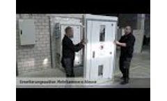 Smart-Door and Smart-Line Video 1