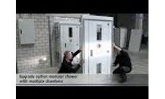 Smart-Door and Smart-Line Video