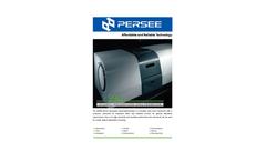 Persee - Model AA990 AAS - Atomic Absorption Spectrometer Brochure