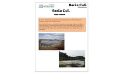 Bacta Cult - Pond Cleaner Brochure