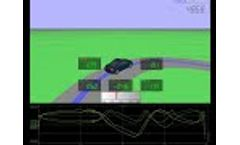 Lane Departure Test with Dewesoft - Video