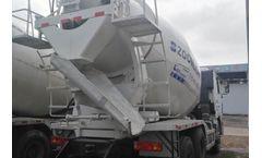 Teila - Model S.N.H180213 - Concrete Mixer Truck