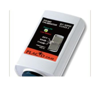 Placid - Sound Calibrator