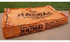 Hazibag - Flexible Intermediate Bulk Container (IBC)