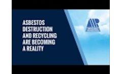 Thermochemical Conversion Technology - ARI Global Technologies Australasia - Vdieo