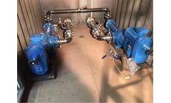 NESL - Model ST150 - Sludge Treatment System