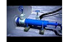 Non Entry Systems Ltd - Tank Sweep Video