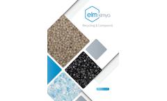 ELM Kimya Company Profile - Brochure