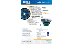 Tuna Explorer - Model 8 - Satellite Buoy  Brochure