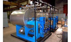 Hydroclave - Model L-Series - Liquid Effluent Sterilization System for Medical Facility