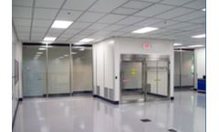 Positive Air Pressure Cleanrooms