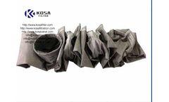 550gsm nomex dust filter bag from KoSa Environmental,Filter bag,Liquid Filter Housings,kosafiltration.com