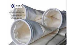 nomex filter bag with ptfe membrane from KoSa Environmental,Filter bag,Liquid Filter Housings,kosafiltration.com