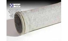 500-550g nomex  aramid felt filter bags from KoSa Environmental,Filter bag,Liquid Filter Housings,kosafiltration.com