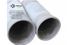 nomex dusting filter bag for dust collector from KoSa Environmental,Filter bag,Liquid Filter Housings,kosafiltration.com
