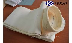 filter bags sleeve used in sodium tripolyphosphate powder transportation lifting cooling from KoSa Environmental,Filter bag,Liquid Filter Housings,kosafiltration.com
