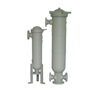 Suzhou-Kosa - Model PP - Bag Filter Vessel